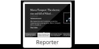 Reporter Lens