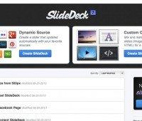 Amazing WordPress Admin Screen