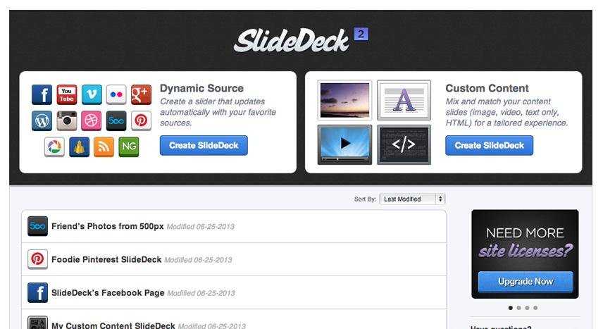 free  sliderdock software engineer