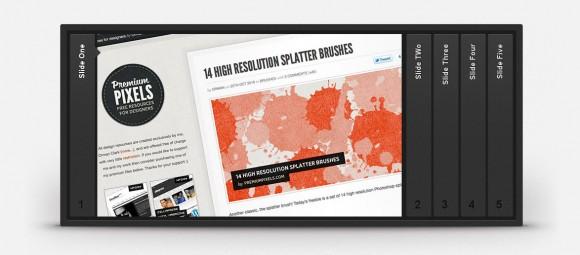 New SlideDeck Web Slider Skin