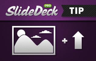 SlideDeck Pro Tip - Background images