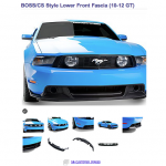 American Muscle shows both their product photos & customers' shots
