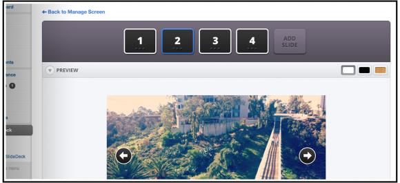 SlideDeck 2.1 | Custom slide editor