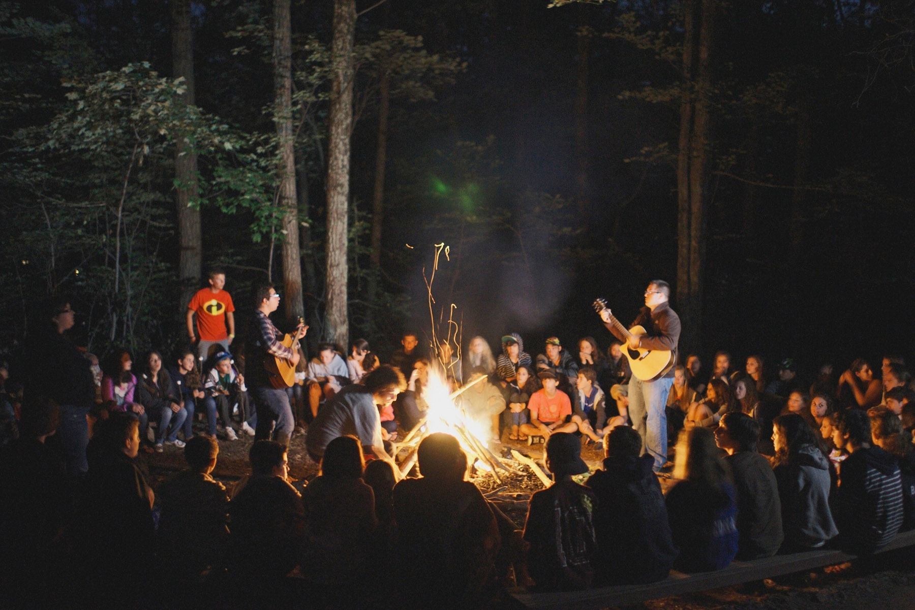 The 50 Greatest Campfire Songs of All Time