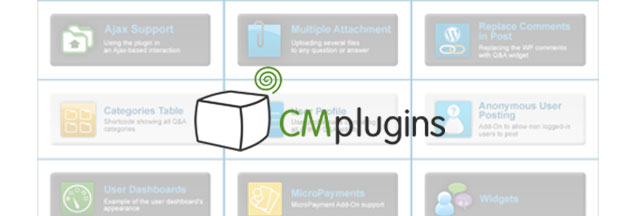 CMplugins - WordPress community plugin