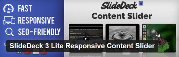 SlideDeck3 - Free WordPress slider plugin