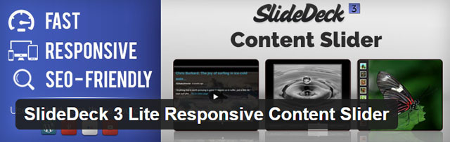 SlideDeck3 - Free WordPress slider plugin