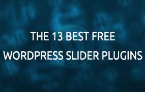 Best free WordPress slider plugins