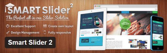 Smart slider 2 - Free WordPress slider plugin