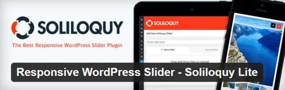 Soliloquy - Free WordPress slider plugin