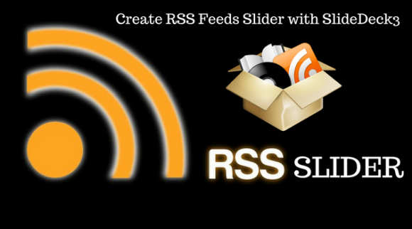 How to create a WordPress RSS slider