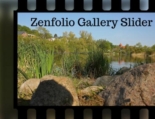 How to create a Zenfolio Gallery Slider in WordPress?