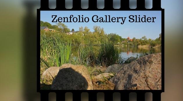 Zenfolio gallery slider