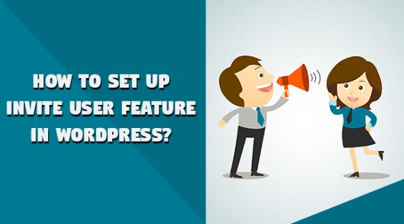 Invite user feature in WordPress