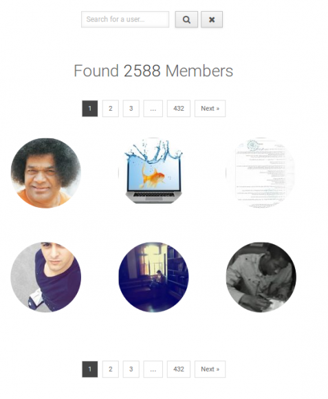 member directory WordPress