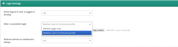How to set up a wordpress redirect after login for your users for Wp template redirect