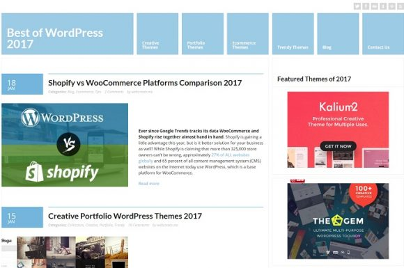 WebCreate.Me - Best WordPress Themes & Plugins