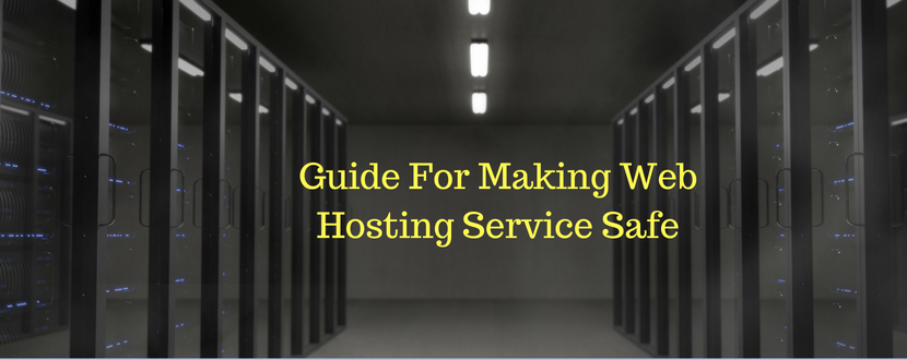 making web hosting service safer