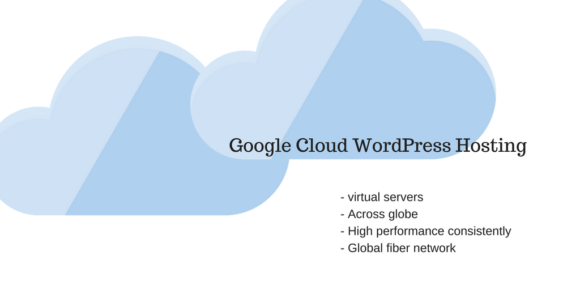 Google Cloud WordPress Hosting