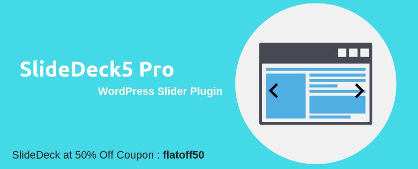 WordPress Slider Offer