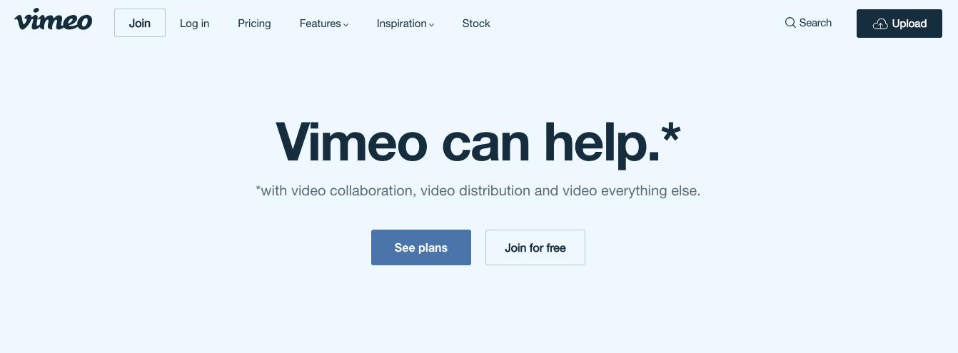 video hosting sites