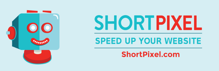 Shortpixels Optimize images in WordPress